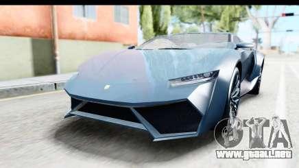 GTA 5 Pegassi Reaper v2 para GTA San Andreas