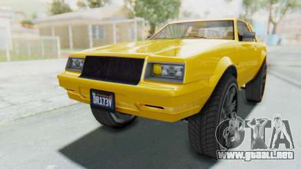 GTA 5 Willard Faction Custom Donk v1 IVF para GTA San Andreas