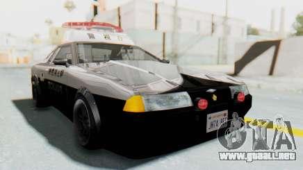 Elegy Japanese Police para GTA San Andreas