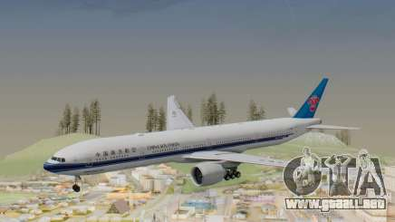 Boeing 777-300ER China Southern Airlines para GTA San Andreas