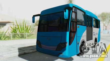Hino Evo-C Transjakarta Feeder Bus para GTA San Andreas
