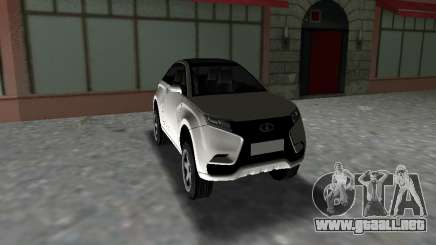 Lada X-Ray para GTA Vice City