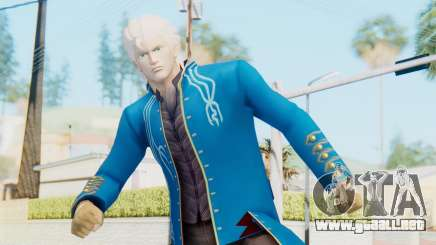 Ultimate Marvel Vs Capcom 3 Vergil para GTA San Andreas