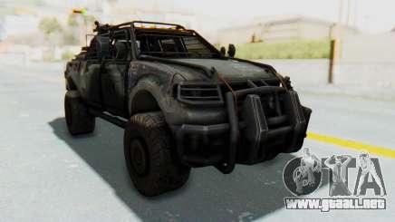Toyota Hilux Technical para GTA San Andreas