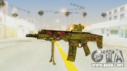 ACR CQB Magma Pink para GTA San Andreas