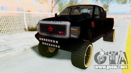 Ford Super Duty Off-Road para GTA San Andreas