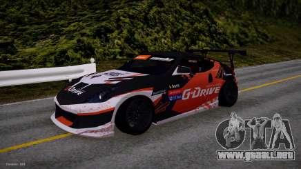 Nissan 350Z G-Drive Edition para GTA San Andreas