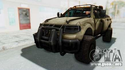 Toyota Hilux Technical Desert para GTA San Andreas