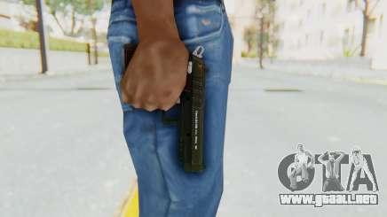 GTA 5 Hawk & Little Pistol para GTA San Andreas