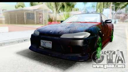 Nissan Silvia S15 Galaxy Drift v2.1 para GTA San Andreas