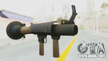 Rocket Launcher from TF2 para GTA San Andreas