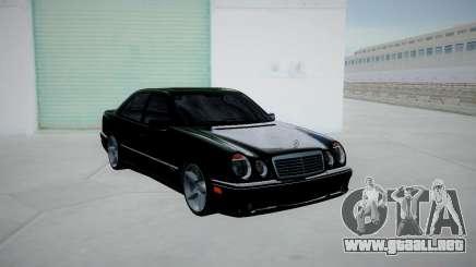 Mercedes-Benz E55 W210 para GTA San Andreas