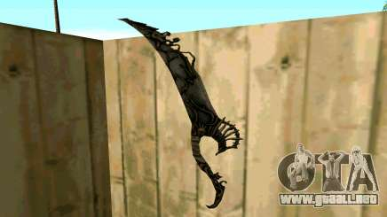 Prince Of Persia Water Sword para GTA San Andreas