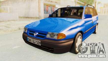 Opel Astra F Kombi 1997 para GTA San Andreas