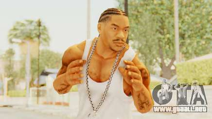 Def Jam Fight For New York - Xzibit para GTA San Andreas