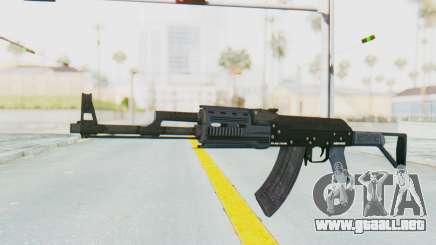 GTA 5 Gusenberg Sweeper para GTA San Andreas