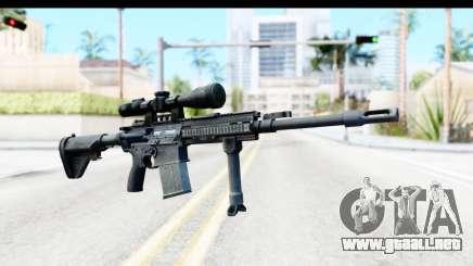 CoD Ghosts - G-28 Custom para GTA San Andreas