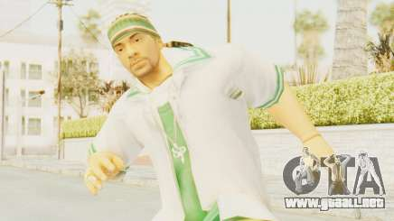 Def Jam Fight For New York - Sean Paul v2 para GTA San Andreas