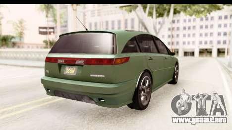 GTA 5 (4) Dinka Perennial para la visión correcta GTA San Andreas