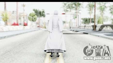 Bleach - Ichimaru para GTA San Andreas tercera pantalla