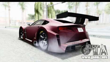 GTA 5 Emperor ETR1 SA Lights para la visión correcta GTA San Andreas