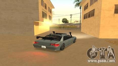 Super Sultan para GTA San Andreas left