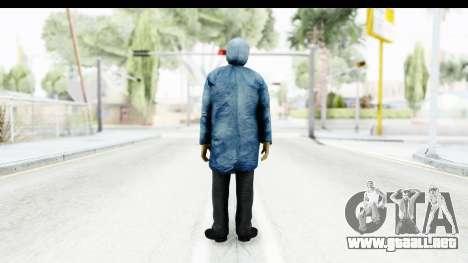 Silent Hill Downpour - Doctor para GTA San Andreas tercera pantalla