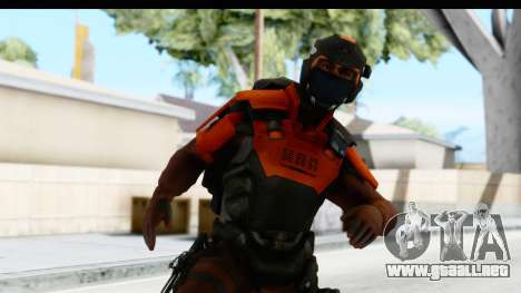 Homefront The Revolution - KPA v3 Red para GTA San Andreas