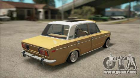 VAZ 2106 Summer para GTA San Andreas left