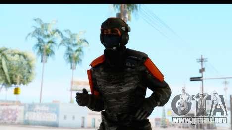 Homefront The Revolution - KPA v4 Camo para GTA San Andreas
