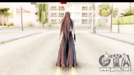 Bleach - Ichigo MF para GTA San Andreas tercera pantalla