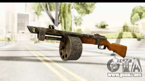 The Terrible Shotgun para GTA San Andreas