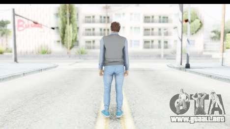 GTA 5 DLC Finance and Felony Skin para GTA San Andreas tercera pantalla