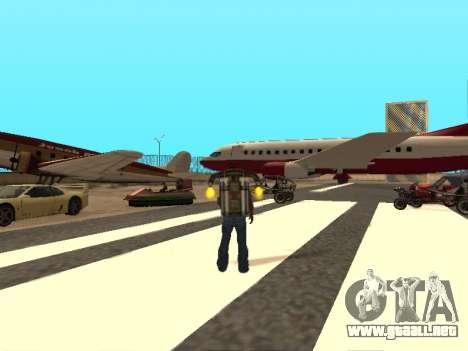 Cars spawn para GTA San Andreas sexta pantalla