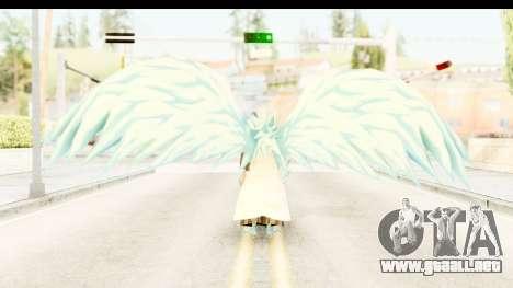 Bleach - Toshiro B para GTA San Andreas tercera pantalla
