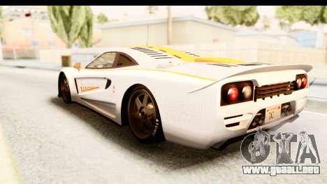 GTA 5 Progen Tyrus IVF para el motor de GTA San Andreas