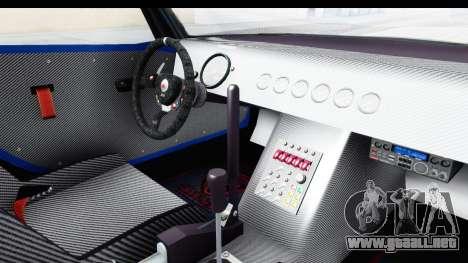 GTA 5 Bravado Banshee 900R Carbon Mip Map IVF para visión interna GTA San Andreas