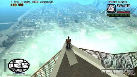 FOV Editor para GTA San Andreas
