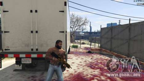 GTA 5 Extreme Blood 0.1