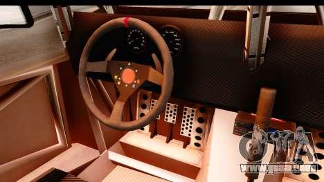GTA 5 Desert Raid SA Lights PJ para visión interna GTA San Andreas