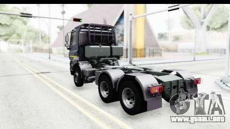 Tatra Phoenix Agro Truck v1.0 para GTA San Andreas left