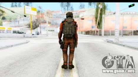 Homefront The Revolution - KPA v3 Red para GTA San Andreas tercera pantalla