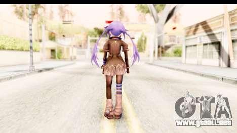 Ankokuboshi Kurome para GTA San Andreas tercera pantalla