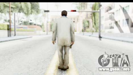 Left 4 Dead 2 - Nick para GTA San Andreas tercera pantalla