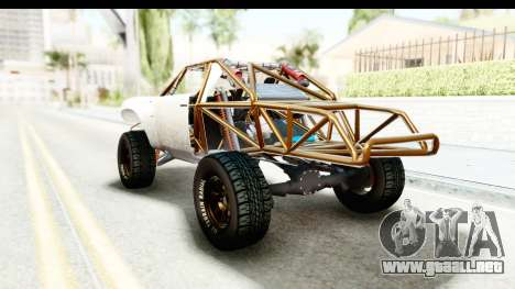 GTA 5 Trophy Truck IVF para GTA San Andreas left