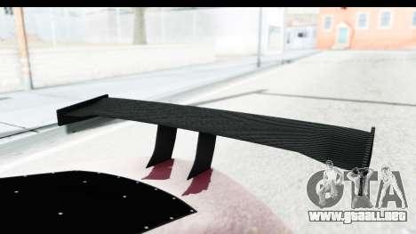GTA 5 Emperor ETR1 SA Lights para visión interna GTA San Andreas