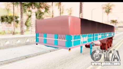 Trailer Brasil v4 para la visión correcta GTA San Andreas