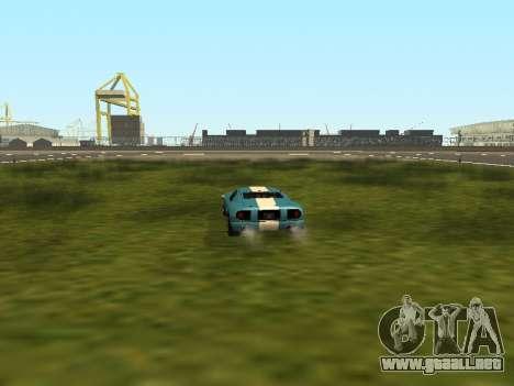Auto-flip, sin perder velocidad para GTA San Andreas segunda pantalla