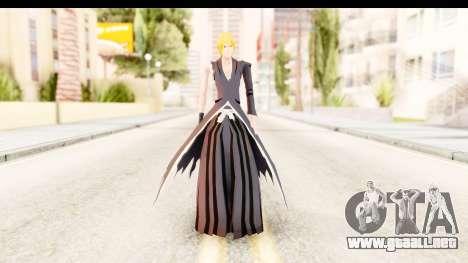 Bleach - Ichigo M para GTA San Andreas segunda pantalla