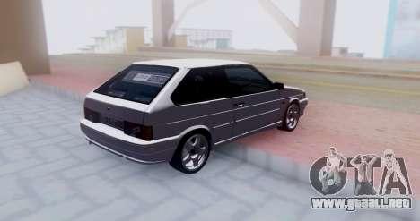 VAZ 2113 LoudSound para la visión correcta GTA San Andreas